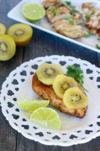 Kiwi Lime Marinated Chicken