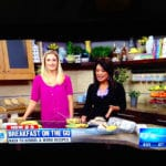 Lights, Camera, Action – Breakfast Pita Pockets