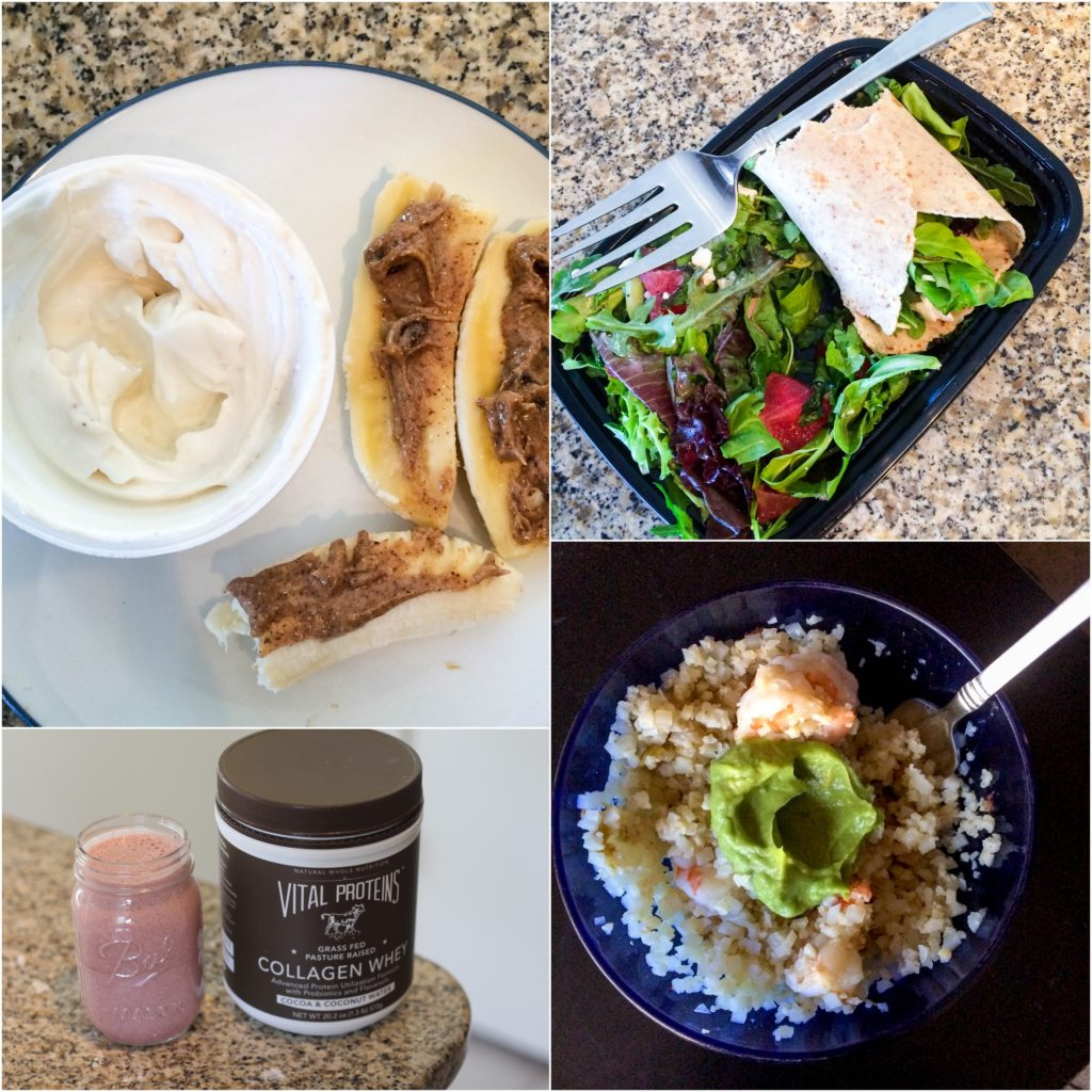 recent eats aug 15