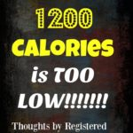 Why 1200 Is Not The Right Number