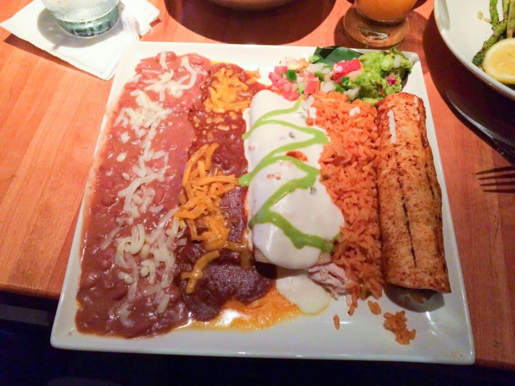 cantina loredo pauls meal
