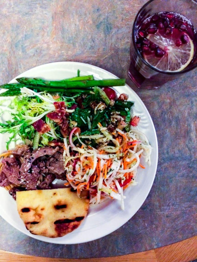 lunch blog brulee