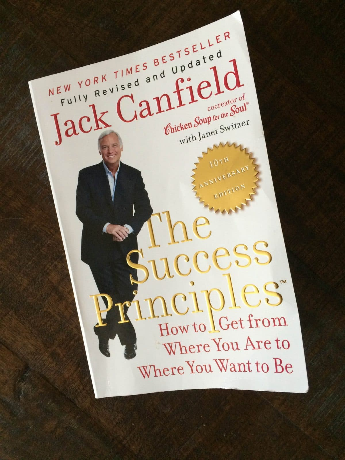 The Success Principles – Book Review