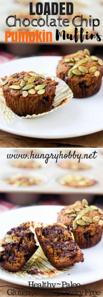 chocolate-chip-pumpkin-muffins-gluten-grain-and-dairy-free-recipe-via-hungryhobby-net