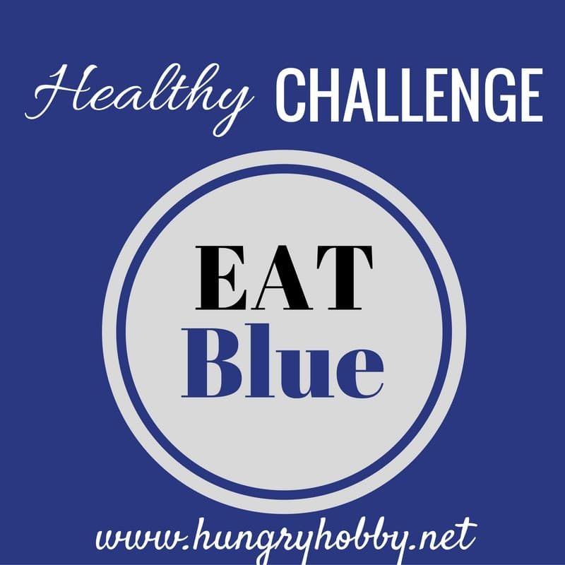 Eat Blue & Purple Vegetables & Fruit