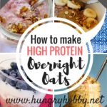 Four Recipe Styles for Protein Packed Overnight Oats