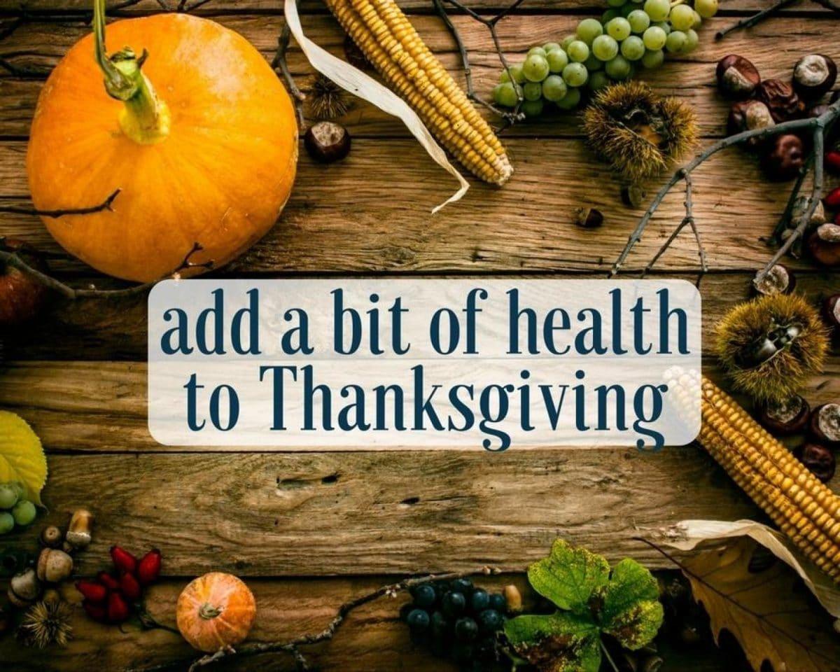 health-thanksgiving