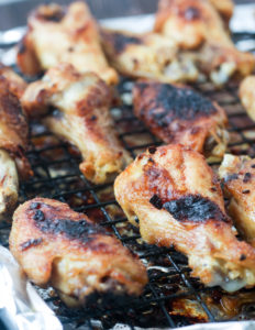 Baked Jamaican Jerk Wings