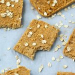 Peanut Butter Yogurt Snack Bars