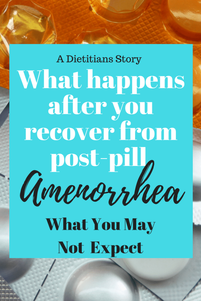 Post Pill Amenorrhea Update