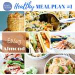 Week One Healthy Meal Plan