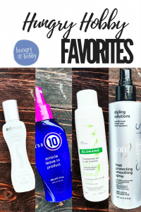 favorite hair care stuff