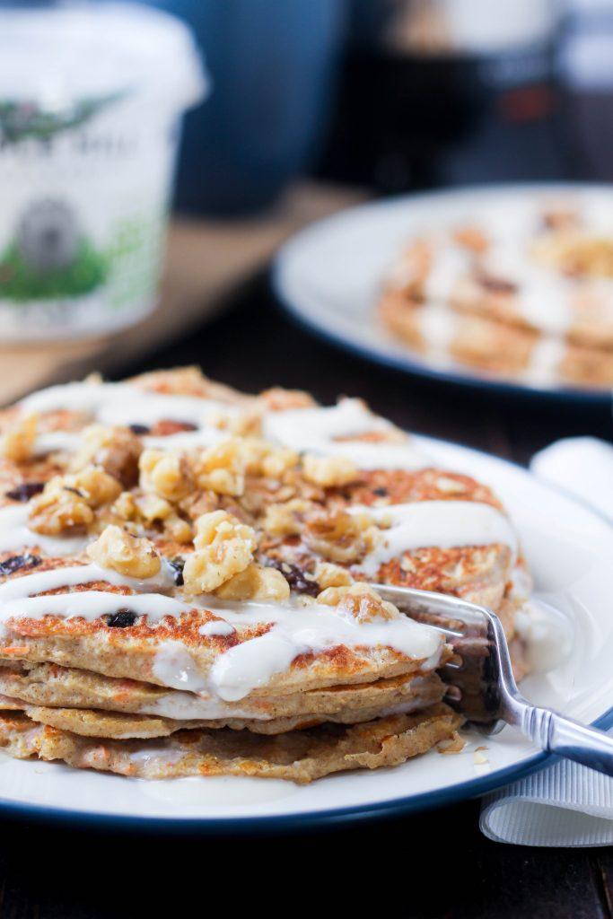Gluten-Free-Carrot-Cake-Greek-Yogurt-Pancakes