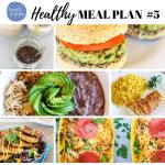 Meal Plan Ideas 5