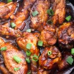 Slow Cooker BBQ Wings