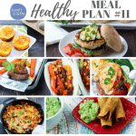 Healthy Meal Plan 11 (Mexican Food)