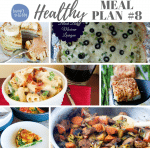 Healthy Meal Plan 8