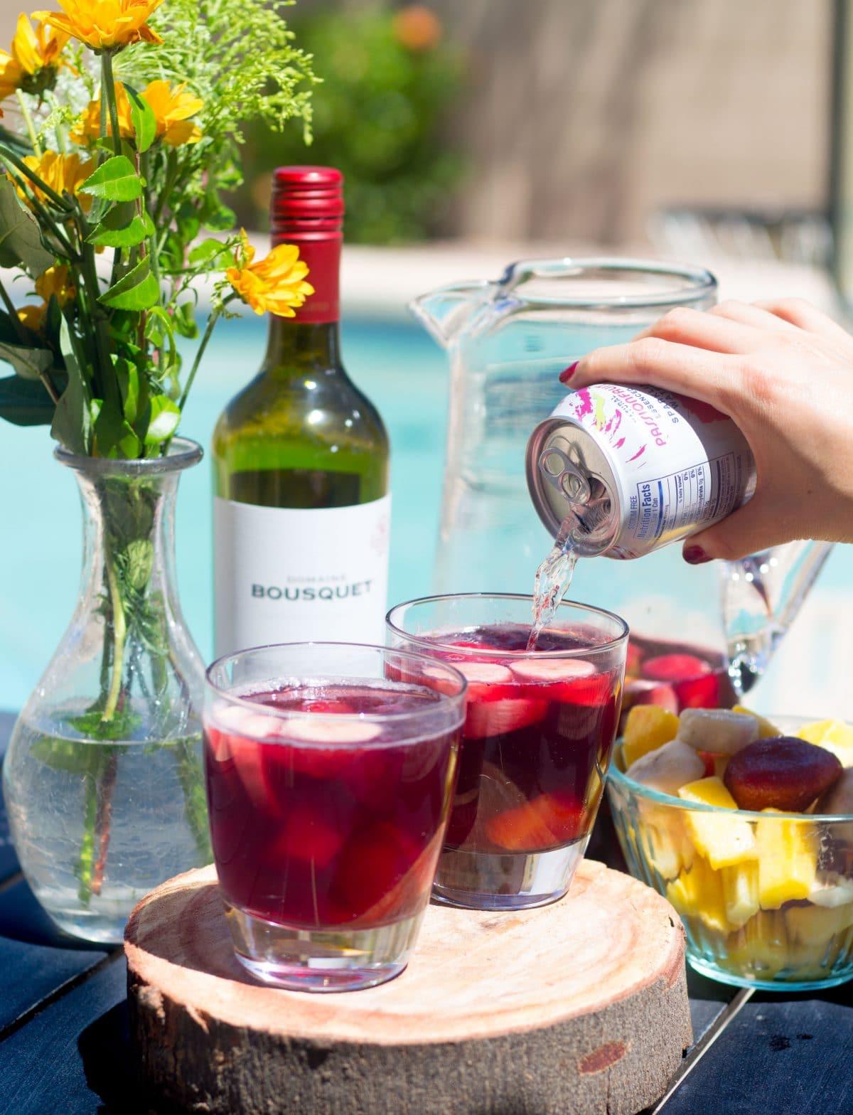 Wine-Spritzer