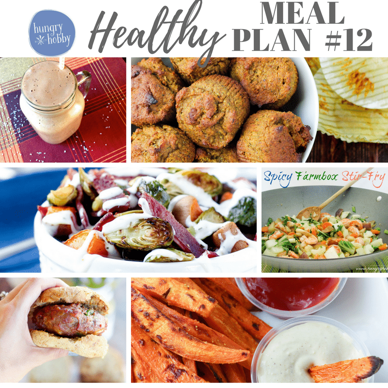 Planning A Healthy Meal: Healthy Meal Plan 12