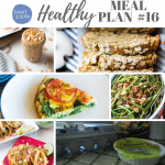 Healthy Meal Plan 16