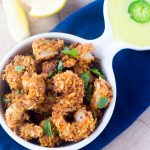 Paleo Baked Coconut Shrimp with Spicy Mango Dipping Sauce
