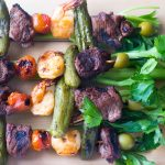 Bloody Mary Steak Kabobs