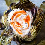 Teriyaki Grilled Artichokes – Gluten Free