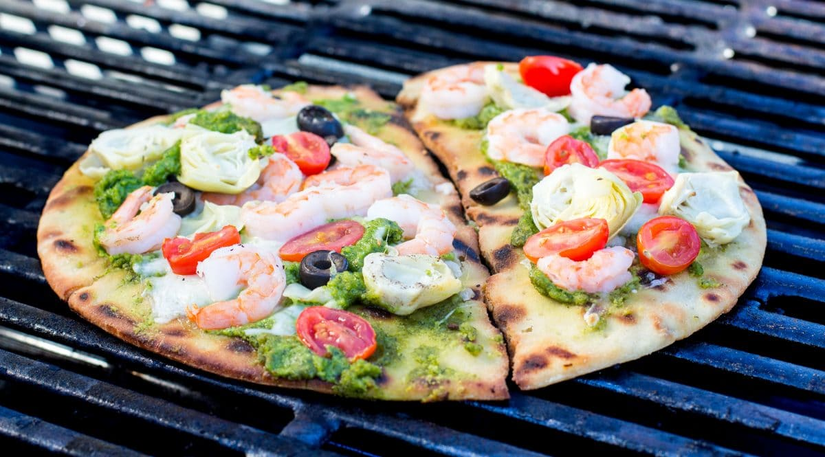 grilled-pizza