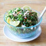 Tabbouleh Salad Recipe (Gluten Free)