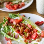 My Twist On A Wedge Salad