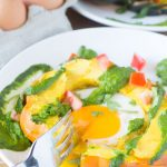 Chimichurri Squash Egg-in-a-Hole (+ VIDEO)