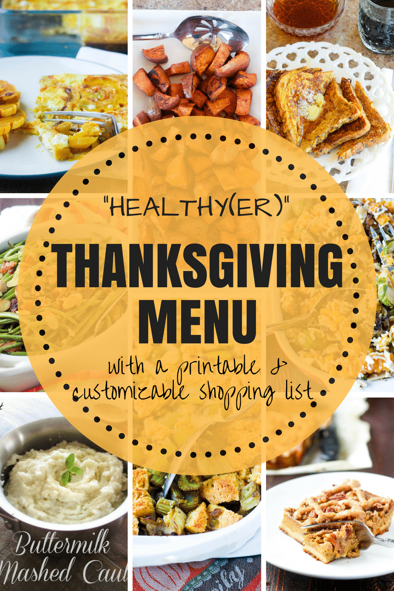 This is a real food gluten-free Thanksgiving menu that I serve in my home!  Limits processed foods and refined carbs but are full of flavor!  Includes option to download all recipes with a shopping list!