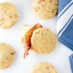 Bacon & Chive Drop Biscuits