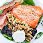 Summer Salmon Recipes + Free Wild Alaskan Sockeye Salmon!