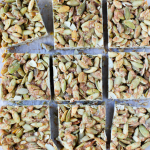 (Almost) 5 Ingredient Pumpkin Seed Bars
