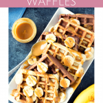 Original & Chocolate Coconut Flour Waffles