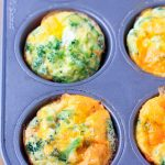 5 Ingredient Healthy Egg Muffins
