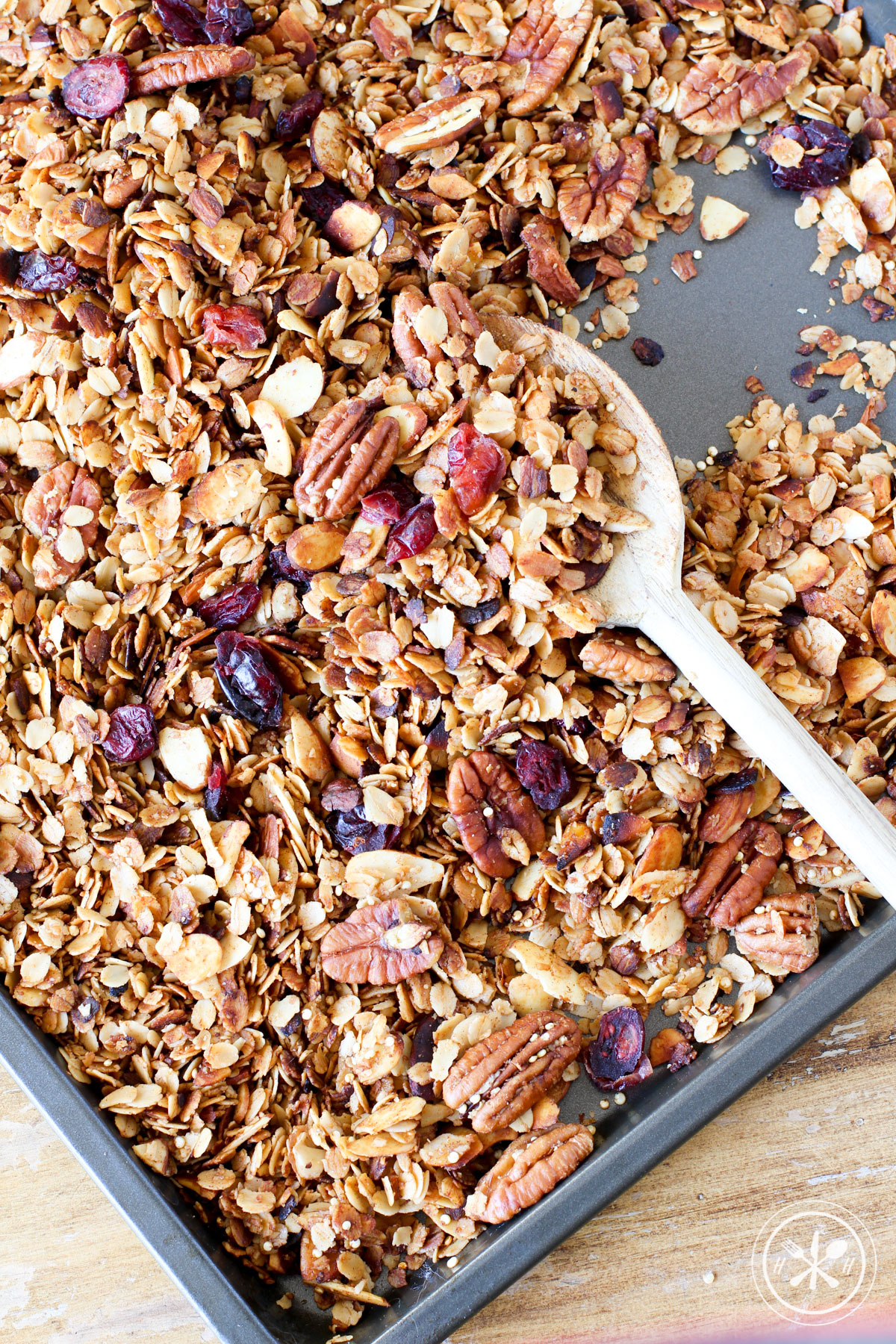 Healthy Slow Cooker Granola