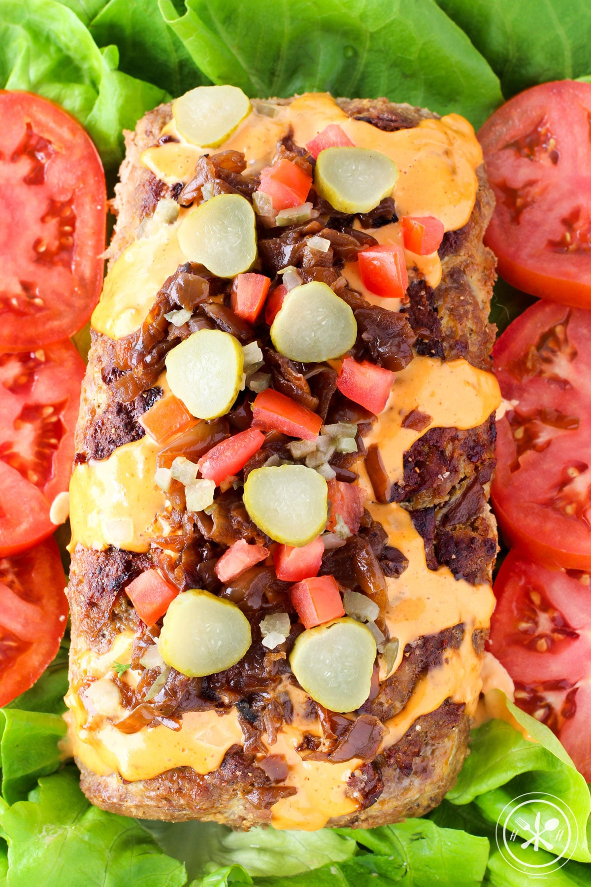 Animal Style Paleo Meatloaf