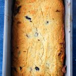 Healthy Blueberry Lemon Poppy Seed Bread