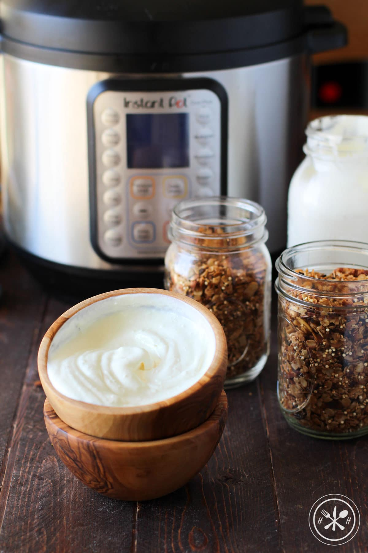 How to Make Homemade Greek Yogurt in the Instant Pot