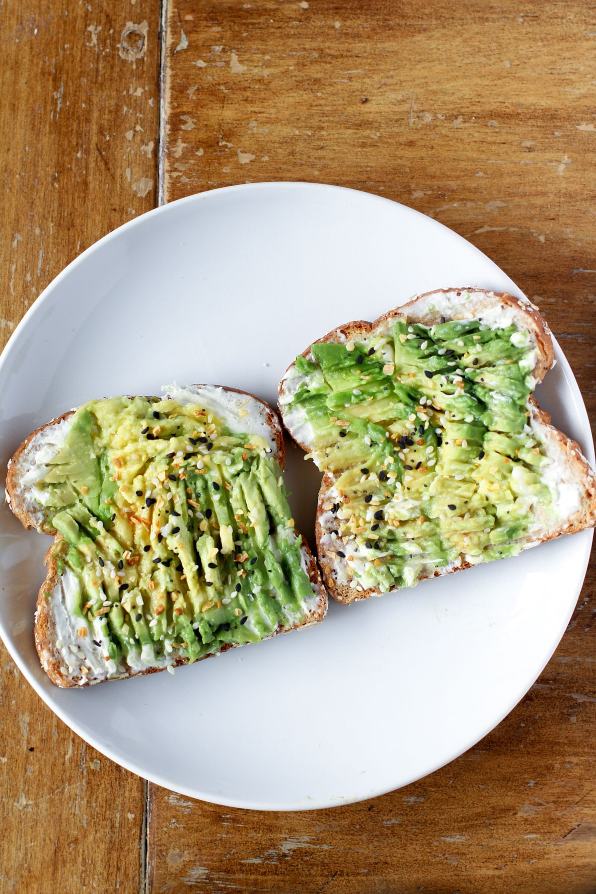 cream-cheese-avocado-toast