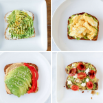 My Favorite Avocado Toast Combos
