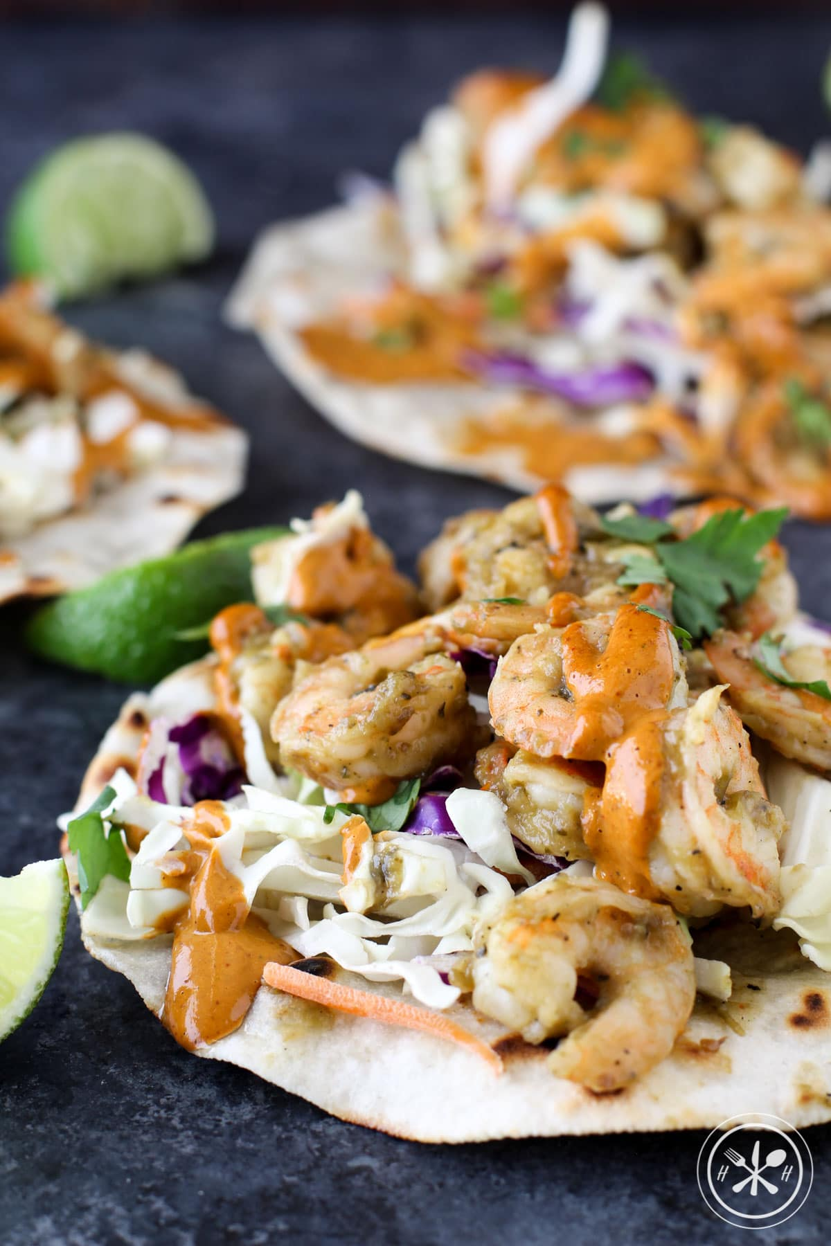 Stupid Easy Chipotle Shrimp Tacos