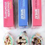 Easy Snack Recipe Post Shredded Wheat Trail Mix