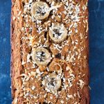 Paleo Coconut Almond Banana Bread