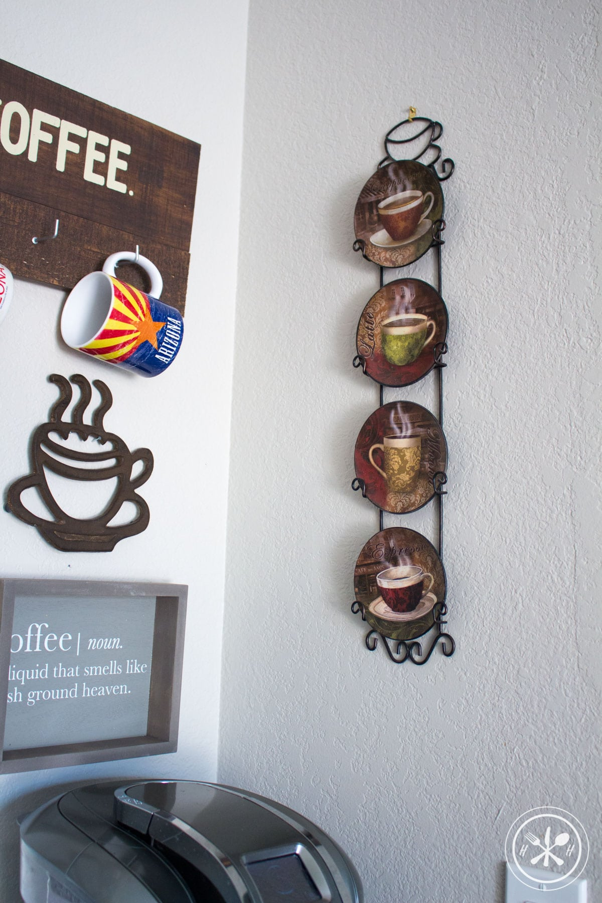 Coffee Nook Decorations