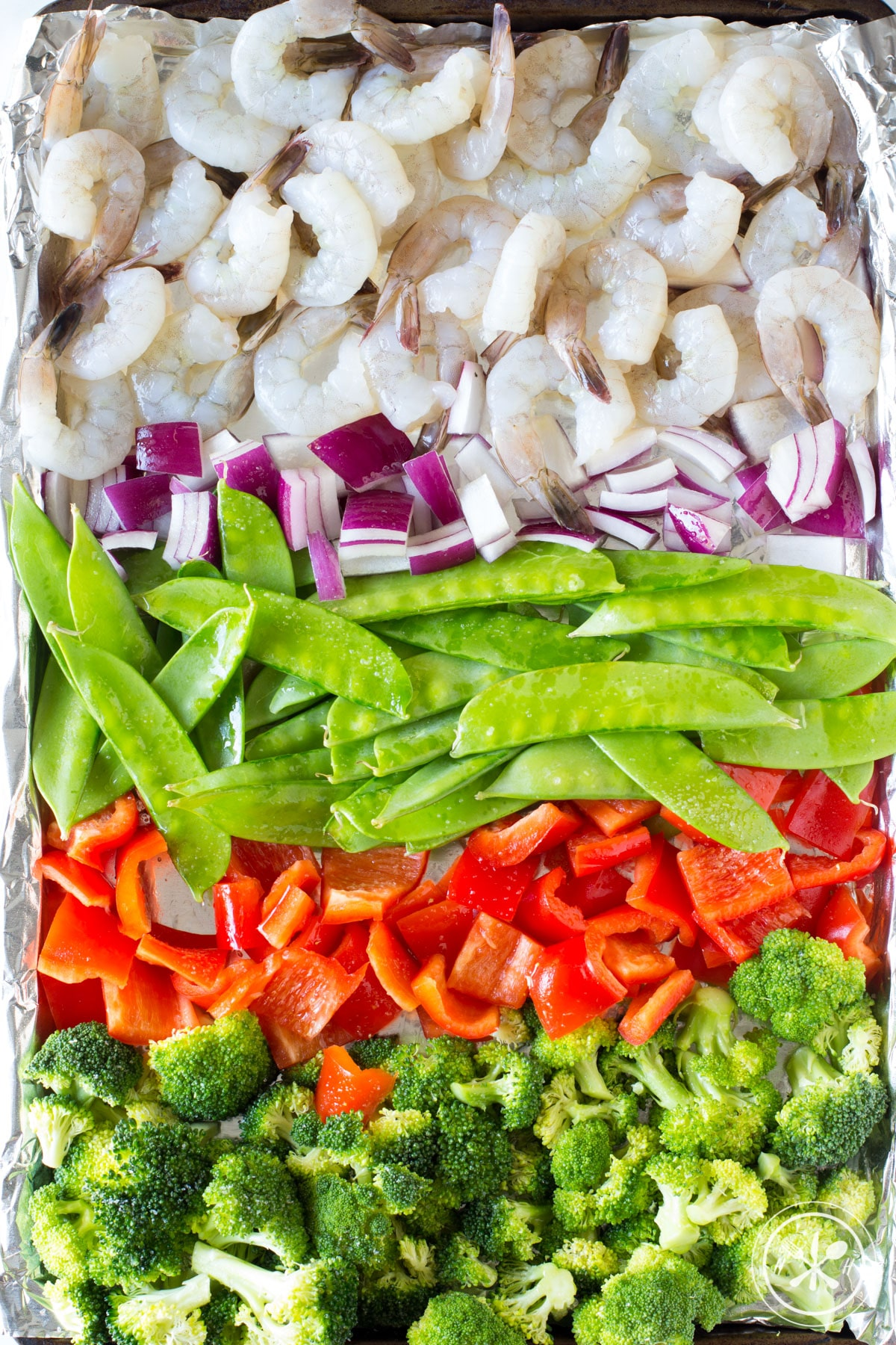 Sheet Pan Sweet & Spicy Shrimp Paleo