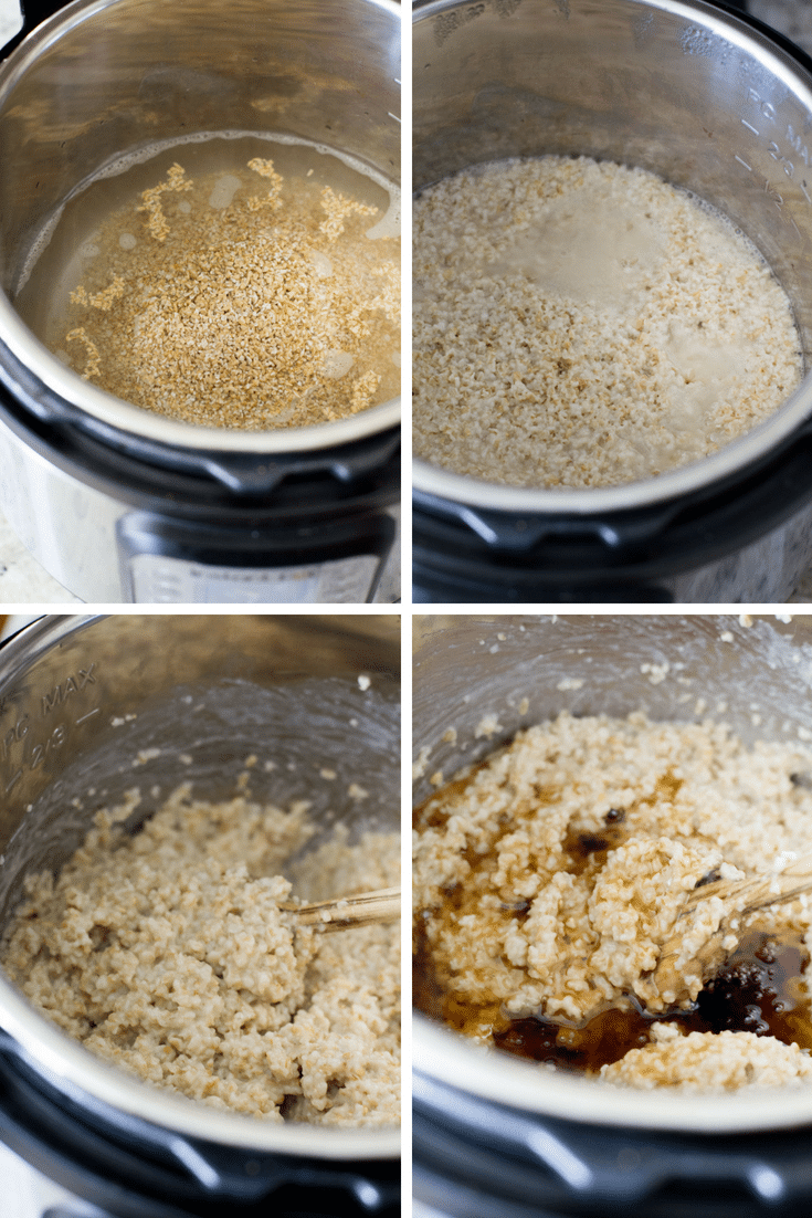 freezer oatmeal instant pot