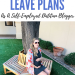 Thoughts On Maternity Leave